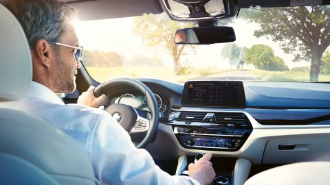 Seamless in-car integration of Amazon Alexa in BMW and MINI