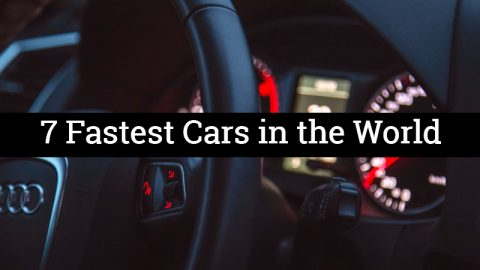 7 Fastest Cars That Redefine Speed