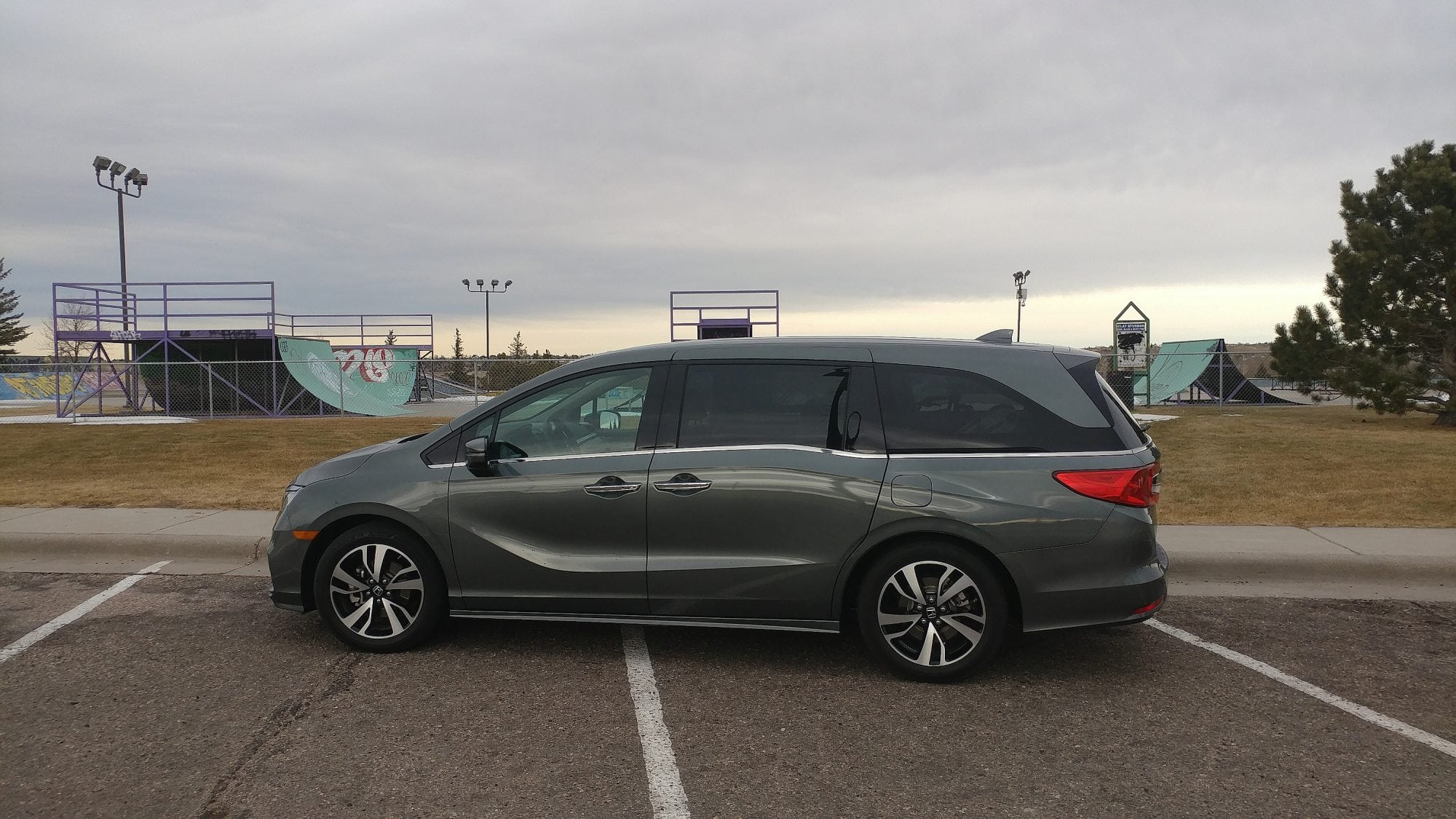 2018 Honda Odyssey Continues the Family Adventure CarNewsCafe