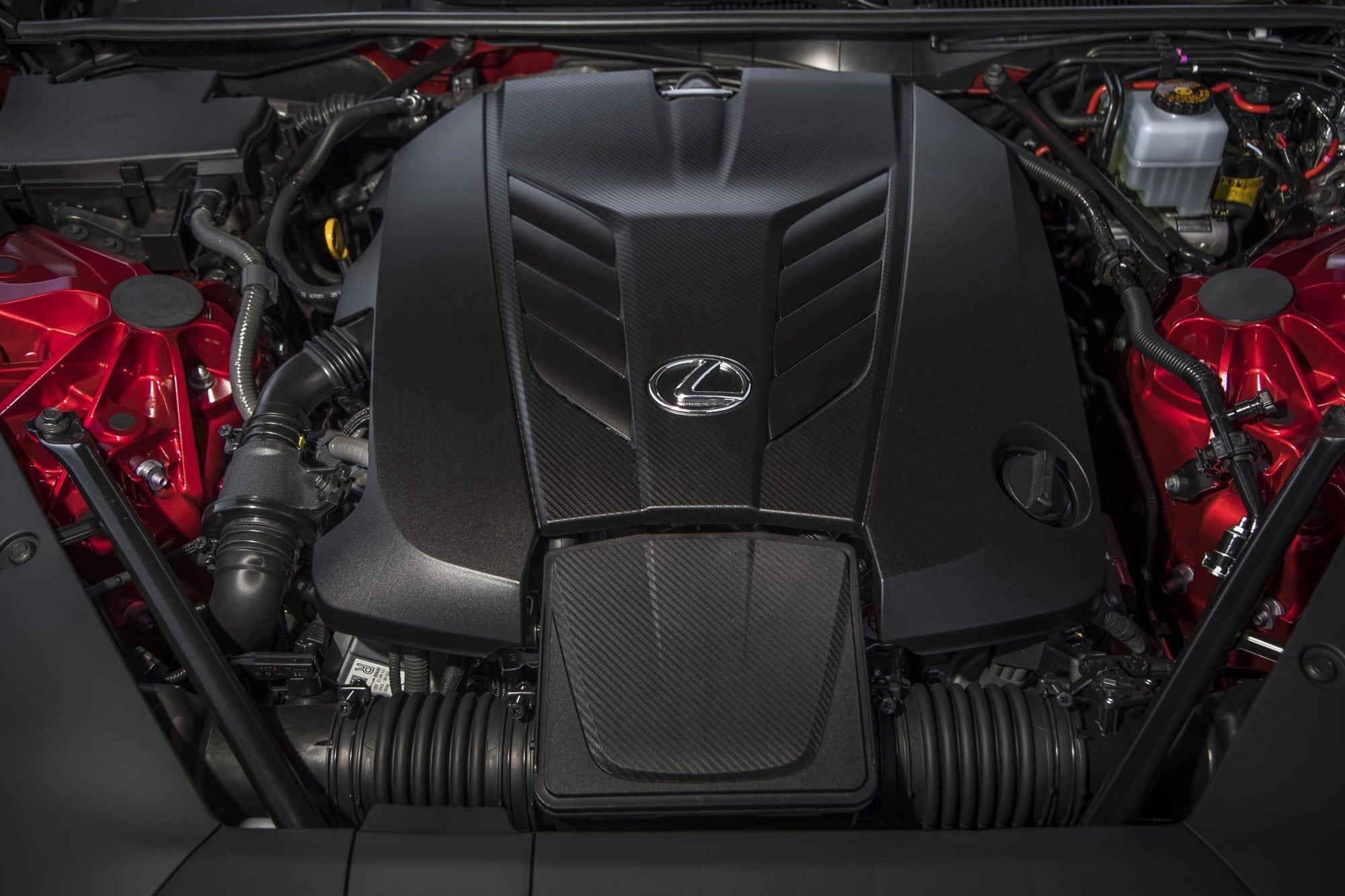 Super Hero Super Car Brand New Lexus Lc 500 Offers Blend Of