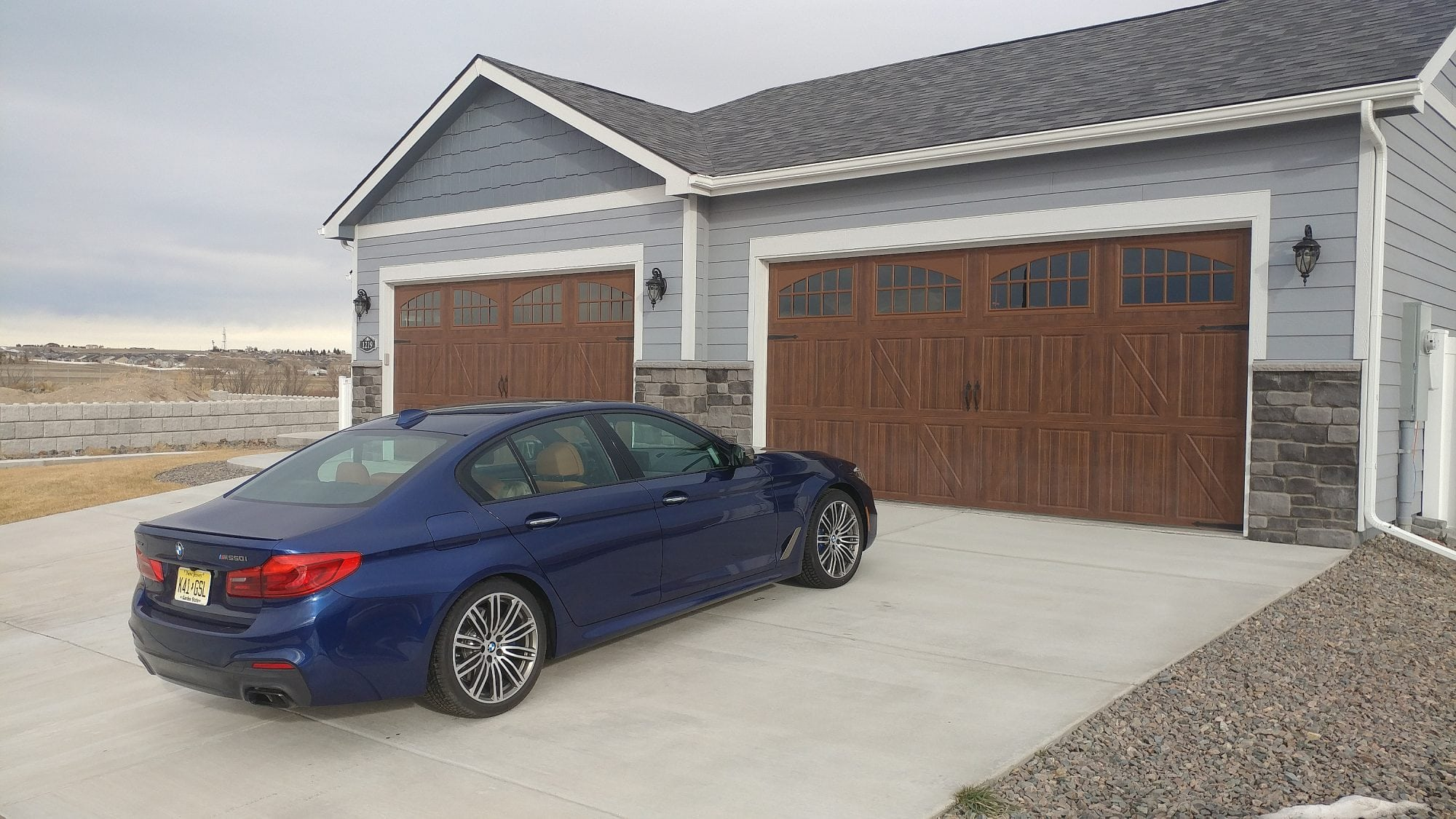 The M550i Is A Performance Sedan, First And Foremost, But BMW Didnu0027t Forget  What Makes The 5 Series Its Most Popular Model Line. The 2018 M550i  Combines The ...