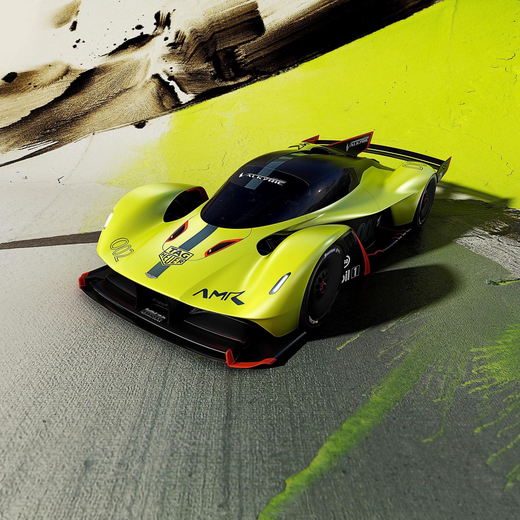 Aston Martin Unveils Valkyrie AMR Pro at Geneva CarNewsCafe